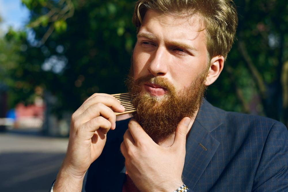 beard growth care