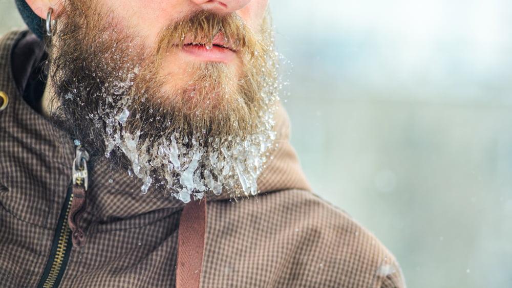 winter beard